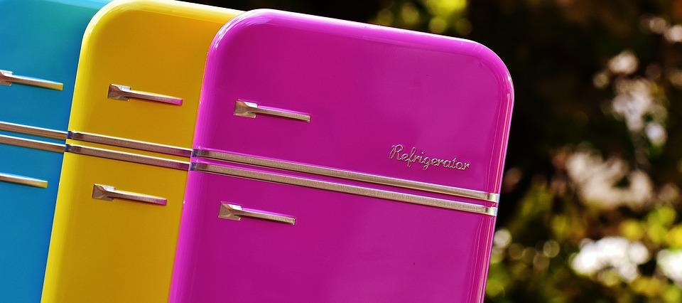 Retro koelkast: geeft je keuken pit